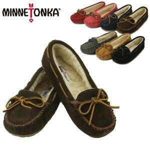 【レビューを書いて送料無料】ミネトンカ(MINNETONKA)キャリー(CallySlipper)レディース/ウィメンズ用モカシンシューズ【楽ギフ_包装選択】【あす楽対応】【32】