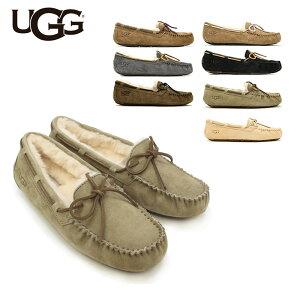 【送料無料】【正規品】アグ オーストラリア(UGG Australia) ウィメンズ ダコタ(Woman's Dakota)モカシン/スリッポン【33】[BB]