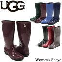 【送料無料】【正規品】アグ オーストラリア(UGG Australia) ウィメンズ シェイ(Woman's Shaye) レインブーツ/長靴【楽ギフ_包装選択】[CC]