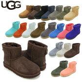 【送料無料】【正規品】アグ オーストラリア(UGG Australia) ウィメンズ クラシック ミニ 2(Woman's Classic Mini 2)シープスキン ブーツ【楽ギフ_包装選択】【20】