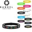 【メール便可】【ポイント10倍】バンデル (BANDEL) String Bracelet ストリング ブレスレット/リストバンド/シリコン/アクセサリー/手首【楽ギフ_包装選択】【r】