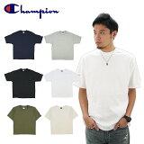 【ゆうパケット送料無料】チャンピオン(Champion) 7オンス コットン Tシャツ(Heritage 7 oz. Jersey Tee S/SL) (t2102) メンズ 半袖 Tシャツ[AA-2]
