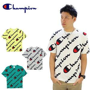 オールオーバー スクリプト ロゴ Tシャツ