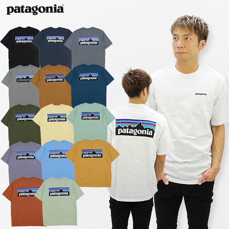 トップス, Tシャツ・カットソー (patagonia) P-6 SSL (Mens P-6 Logo Responsibili-Tee) T AA-2