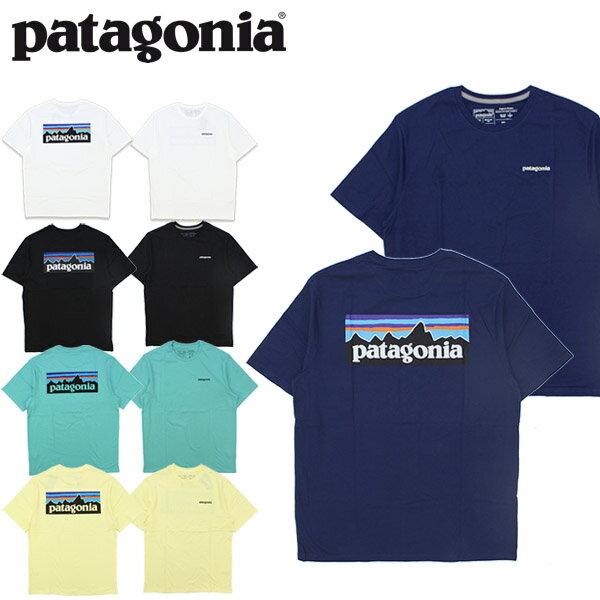 トップス, Tシャツ・カットソー (patagonia) P-6 SSL (Mens P-6 Logo Organic Cotton T-Shirt) T AA-2