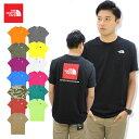 ザ・ノースフェイス(THE NORTH FACE) Mens S/S Red Box Tee メンズ 半袖 Tシャツ ゆうパケット送料無料【海外企画】[AA-2]