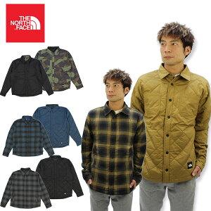 ザ・ノース フェイス(THE NORTH FACE) Mens Fort Point Insulated Flannel ジャケット/アウター/リバーシブル/男性用/メンズ 送料無料 US企画 [CC]