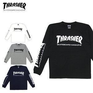 MAG SLEEVE TEE (TH8301-S) メンズ 長袖 Tシャツ