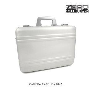【送料無料】ゼロハリバートン (ZERO HALLIBURTON) カメラケース 13×18×…