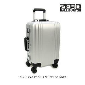 【送料無料】ゼロハリバートン (ZERO HALLIBURTON) ZRトローリー (19inch CARRY ON 4 WHEEL SPI...