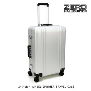 【送料無料】【送料無料】ゼロハリバートン (ZERO HALLIBURTON) ZRトローリー (24inch 4 WHEEL ...