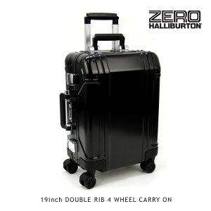 【送料無料】ゼロハリバートン (ZERO HALLIBURTON) ZRトローリー (19inch DOUBLE RIB 4 WHEEL C...