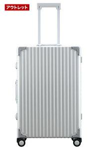 OUTLET アウトレット《4〜7泊用 67L LLサイズ》ネオキーパー NEOKEEPR TSAロック付 アルミ スーツケース ビジネス キャリーケース  サムソナイト Samsonite ゼロハリバートン 好きに 4輪