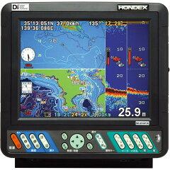 GRP-HE-81GP2-DIHONDEX(ホンデックス)8.4型カラー液晶プロッターデジタル魚探 HE-81GPII-Di ...