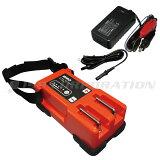電動リール用 バッテリー BMO アウトドアバッテリー11.6Ah 充電器セット
