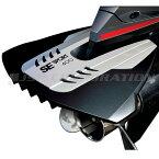 船外機 / スターンドライブ 用 スタビライザー スポーツ400 ブラック×グレー