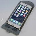 防水ケース iPhone6〜8 スマートフォン GPS用ケー...