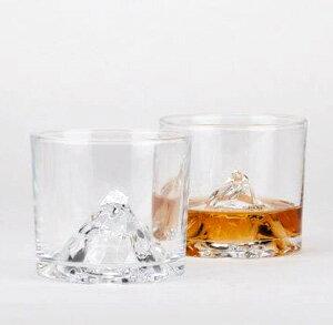 『無料ラッピング対象』 Matterhorn Glass グラスの底に山!?山好きの方にお勧めの素敵なデ...