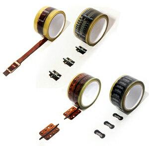 『簡易ラッピング対象』 X-tape ギフトラッピングテープ 文具/OPPテープ/クラフト/梱包/パッ...