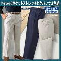 【2015秋冬モデル】Pierucci/ピエルッチ6ポケットストレッチピケパンツ2色組(NE-020)