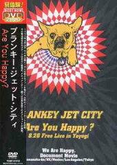 【送料無料選択可!】Are You Happy? / BLANKEY JET CITY