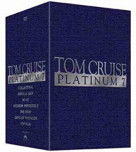 【送料無料選択可!】トム・クルーズ プラチナ7 BOX [初回生産限定版] / 洋画 (トム・クルーズ)