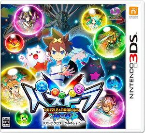 パズドラクロス 神の章[3DS] / ゲーム
