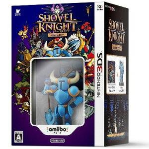 ショベルナイト amiiboセット[3DS] / ゲーム