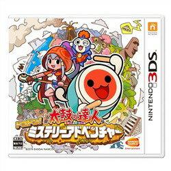 太鼓の達人 ドコドン!ミステリーアドベンチャー[3DS] / ゲーム