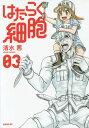 はたらく細胞 3 【通常版】 (シリウスKC)[本/雑誌] (コミックス) / 清水茜/著