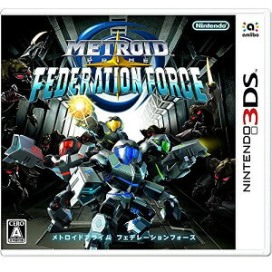 メトロイドプライム フェデレーションフォース[3DS] / ゲーム