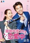 離婚弁護士は恋愛中 DVD-BOX 1[DVD] / TVドラマ
