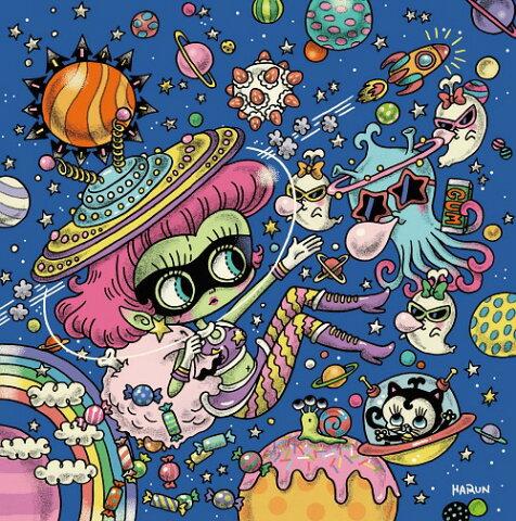 クレイジーソルト/Little Ms. Pumpkin[CD] / 無重力クッキー