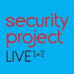 LIVE 1&2: プレイズ・ピーター・ゲイブリエル[CD] / セキュリティー・プロジェクト: フューチュアリング・トレイ・ガン&ジェリー・マロッタ