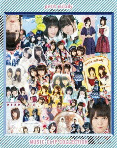 MUSIC CLIP COLLECTION[Blu-ray] / petit milady