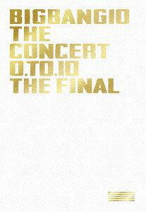 BIGBANG10 THE CONCERT: 0.TO.10 -THE FINAL- DELUXE EDITION [4DVD+2CD+PHOTO BOOK] [初回生産限定][DVD] / BIGBANG