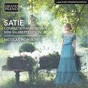 サティ: ピアノ曲全集 第1集新サラベール版[CD] / ニコラス・ホルヴァート