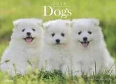 Dogs ドッグス ヤマケイカレンダー 2018 壁掛け[本/雑誌] / 増田勝正/写真[CD&DVD NEOWING]