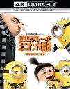 怪盗グルーのミニオン大脱走 [4K ULTRA HD + Blu-rayセット][Blu-ray] / アニメ