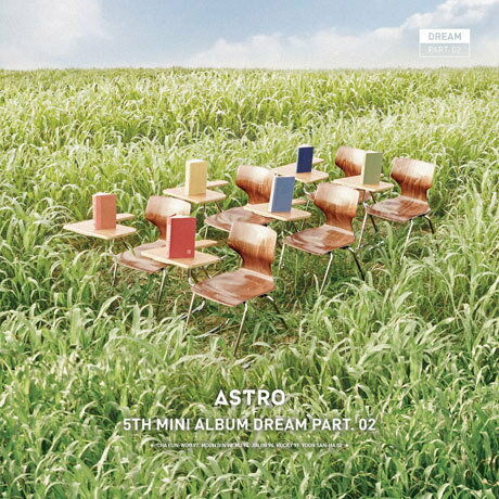 韓国(K-POP)・アジア, 韓国(K-POP) 5th : 02 () CD ASTRO