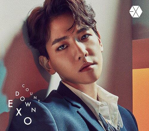 韓国(K-POP)・アジア, 韓国(K-POP) COUNTDOWN BAEKHYUN Ver. CD EXO