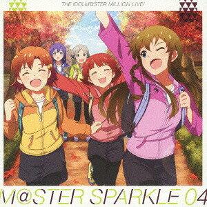 アニメソング, その他 THE IDOLMSTER MILLION LIVE! MSTER SPARKLE 04CD (CV: )(CV: )(CV: )(CV: )(CV: )