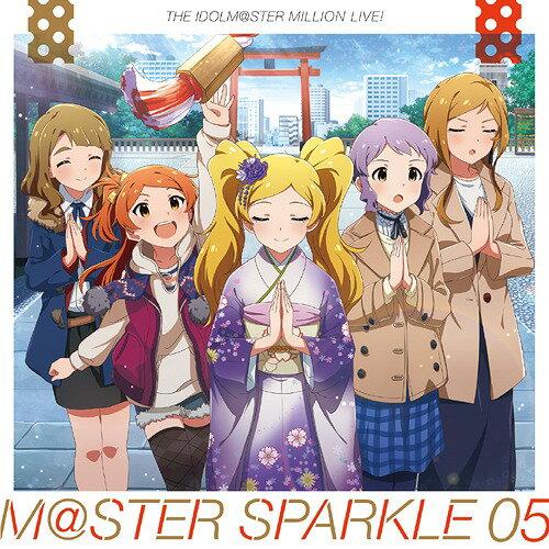 CD, アニメ THE IDOLMSTER MILLION LIVE! MSTER SPARKLE 05CD (CV: ) (CV: ) (CV: ) (CV: ) (CV: )