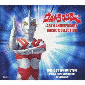 ウルトラマンA 45th Anniversary Music Collection[CD] / 特撮 (音楽: 冬木透、ほか)
