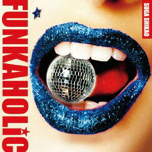 FUNKAHOLiC[CD] / スガシカオ