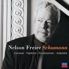 シューマン - ピアノ協奏曲 イ短調 作品54(ネルソン・フレイレ)