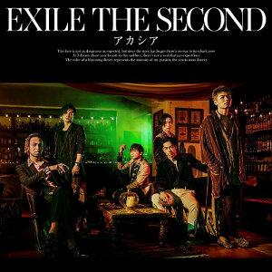 アカシア[CD] / EXILE THE SECOND