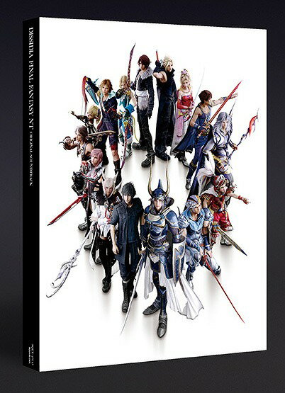 DISSIDIA FINAL FANTASY NT Original Soundtrack 【映像付サントラ/Blu-ray Disc Music】[Blu-ray] / ゲーム・ミュージック