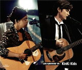 MTV Unplugged: KinKi Kids[Blu-ray] / KinKi Kids