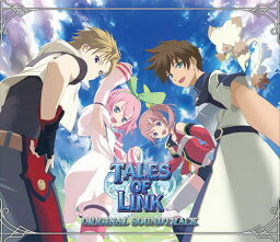 テイルズ オブ リンク オリジナルサウンドトラック[CD] / ゲーム・ミュージック